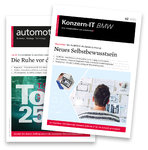 Sonderausgabe Konzern-IT BMW im Bundle Print und PDF-Download